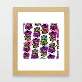 128@AllSkull™ Framed Art Print