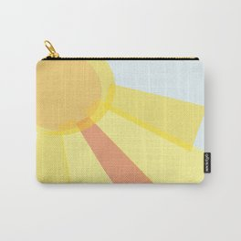 Sun Is Shining Carry-All Pouch