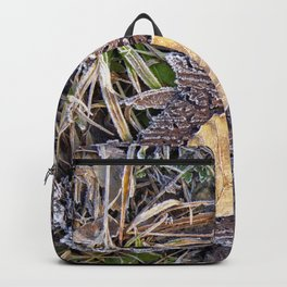 Forest Frost Backpack