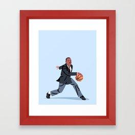 Balling Martin Framed Art Print