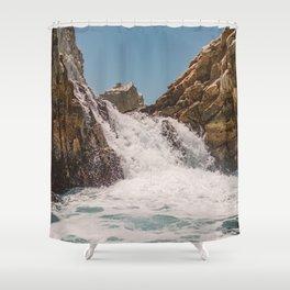 Cabo San Lucas VII Shower Curtain