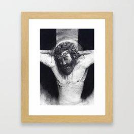 The Savior Framed Art Print