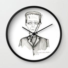 Frank-Einstein Wall Clock