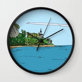 Rivière-à-Claude Wall Clock