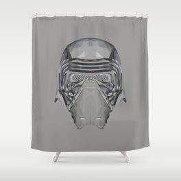 K. Ren (Diamond Edition) Shower Curtain