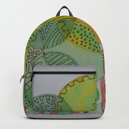 Line Into the Woods Backpack