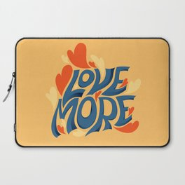 More Love Laptop Sleeve