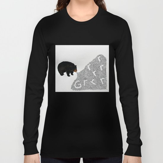Grrrrrr... Long Sleeve T-shirt