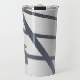 Light And Shadows Travel Mug