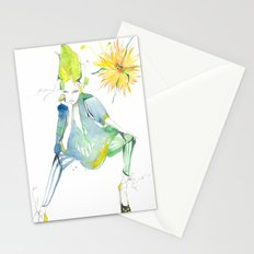 Sitting in the Sun Stationery Cards