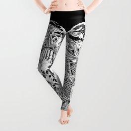 Koi Splash Tattoo Leggings Leggings