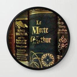 Adventure Library Wall Clock