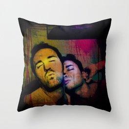 Bubs Throw Pillow