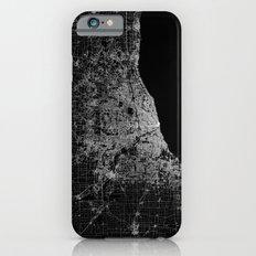Chicago map iPhone 6s Slim Case