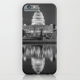 A weekend in Washington DC.  iPhone Case