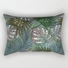 Bright tropics.2 Rectangular Pillow
