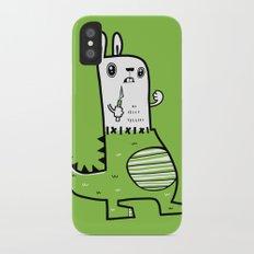 Biology Slim Case iPhone X
