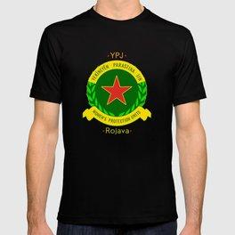 YPJ, Women's Protection Units T-shirt
