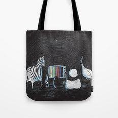 Now in Technicolour... Tote Bag