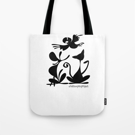 Pet Logo Tote Bag