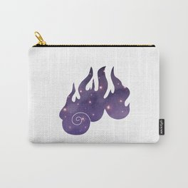 Universe in Flame of God's wrath Carry-All Pouch