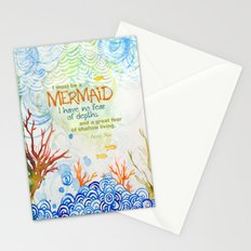 The Depths Stationery Cards