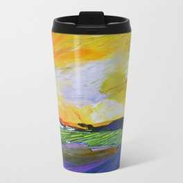 Sauvignon Blanc Label Art for BIN 616 Travel Mug