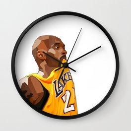 Black Mamba Wall Clock