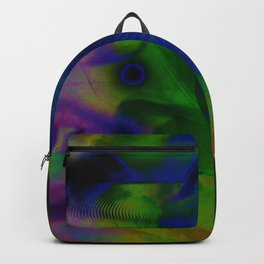 """""""Shapes Of Camille"""" Backpack"""