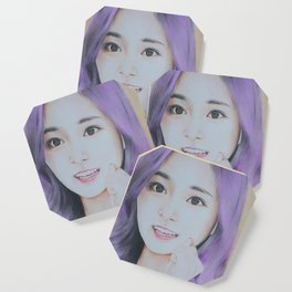 Kpop Twice Tzuyu Coaster