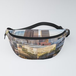 Los Angeles Skyline California United States Ultra HD Fanny Pack