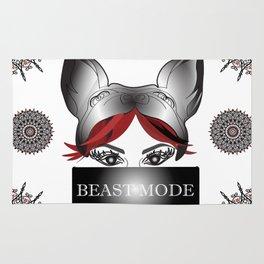 Beast Mode Rug