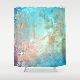 ω Ruchba Shower Curtain