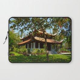 Vietnamese Temple Laptop Sleeve