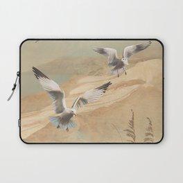 Gulf Coast Gulls Laptop Sleeve
