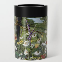 Wild Daisies Can Cooler