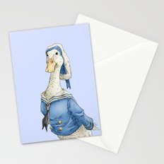 Real Life Donald Duck Stationery Cards