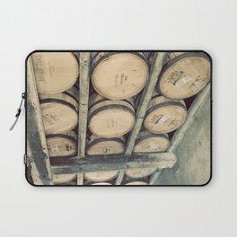 Kentucky Bourbon Barrels Color Photo Laptop Sleeve