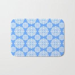 Snowflake Lace Bath Mat