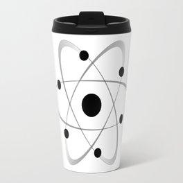 Atomic Mass Structure 6 Travel Mug