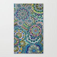 Easter Mandala Canvas Print