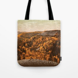 Riding Mountain National Park Tote Bag