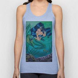 Mermaid Unisex Tank Top