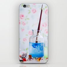 Watercolors. iPhone & iPod Skin