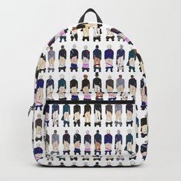 President Butts 2017 Row Backpack