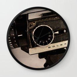 Bolex 250  Wall Clock