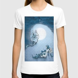 Juliana & The Wolf Spirit T-shirt