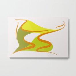 Polymorph No. 9 Metal Print