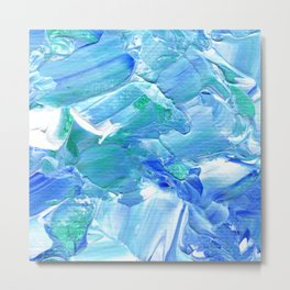 Acrylic Reef [Square] Metal Print