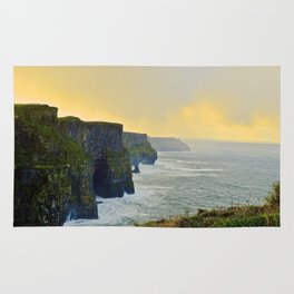 Cliffs of Moher Morning Rug